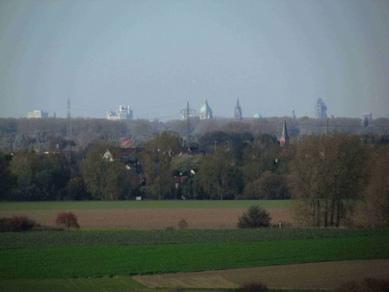 Hannover von Giesen gesehen
